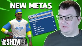 (New Metas): Hitting and Pitching Tips on Hall of Fame Difficulty and Higher MLB The Show 20