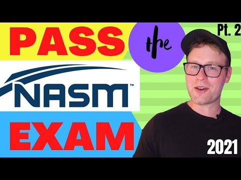NASM CPT Exam   Free NASM Study Guide