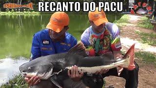 Programa Fishingtur na TV 060 - Pesqueiro Recanto do Pacu