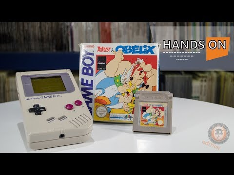 Asterix & Obelix GameBoy - Hands On