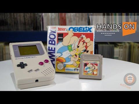 Asterix & Obelix GameBoy - Hands On