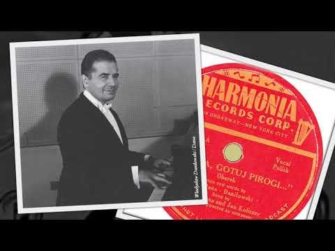 Polish 78rpm recordings, 1943. Harmonia 1009. Maryna, gotuj pierogi