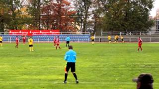 preview picture of video 'Bornaer SV 91 - Roßweiner SV | Treffer zum 4:1'
