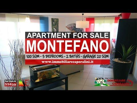 Immobiliare Caporalini real-estate agency - Apartment - Ad SS639 - Video
