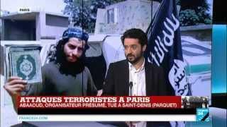 """Attentats de Paris - Mort d'Abdelhamid Abaaoud : """"Ce n'était pas la tête pensante des attaques"""""""