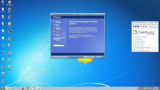 How to setup and install a Windows XP Virtual Machine using VMware Player - HD
