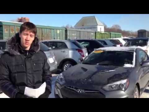 Hyundai Genesis новые авто из США на заказ, отзывы Мега Авто, Mega Avto