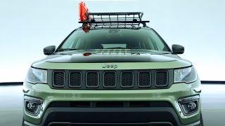 Jeep Trailpass Concept with Joe Dehner