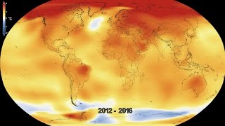 2016-Warmest Year On Record