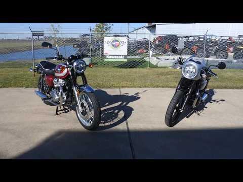 2020 Kawasaki W800 in La Marque, Texas - Video 1