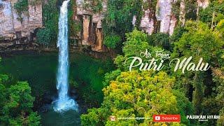 preview picture of video 'Air Terjun Putri Malu - Disaat Kemarau'