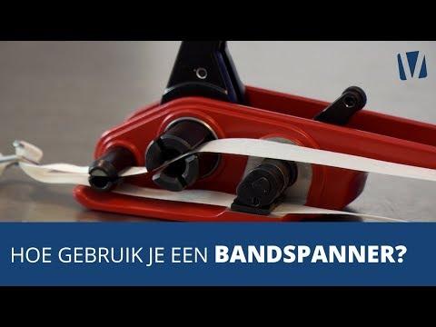 Hoe Gebruik Je Een Bandspanner? – Instructievideo