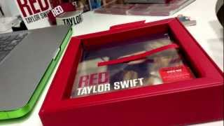 Taylor Swift RED Valentine's Day Edition Unboxing!