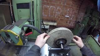Приспособление для балансировки шлифовальных кругов