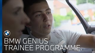 BMW Genius Trainee Programme