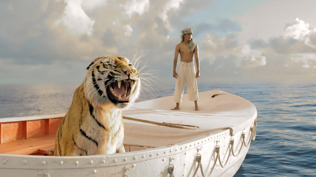 Movie Trailer:  Life of Pi (2012)