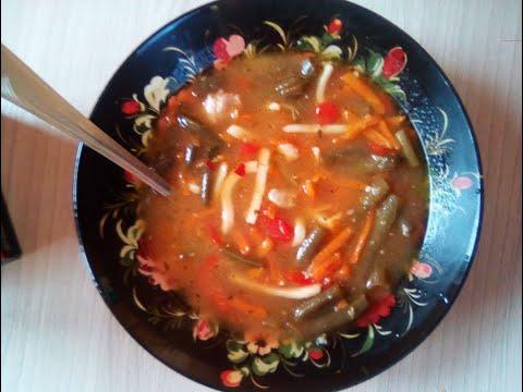 Хойсин Китайский суп от ГЛАВСУП. Hoisin Chinese soup from GLASSUP.