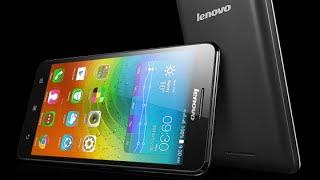 Видеообзор на Lenovo А - 5000