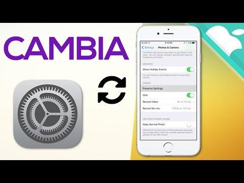AJUSTES que DEBERÍAS CAMBIAR en iOS 11