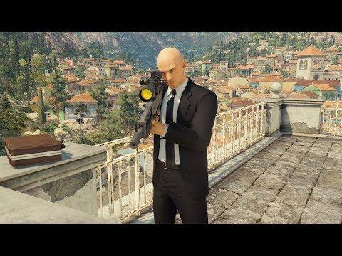 HITMAN 2 – World of Assassination Reveal thumbnail