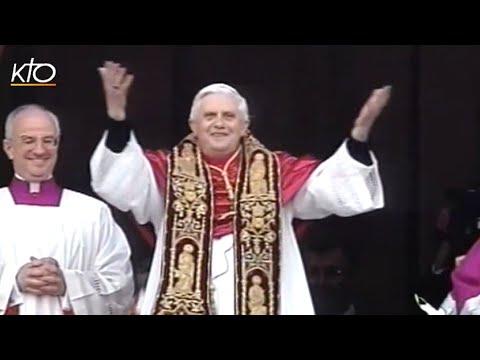 Dix ans avec Benoît XVI