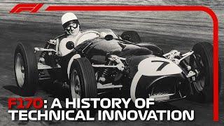 History Of F1's Innovation | F1 70th Anniversary