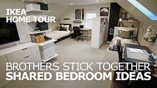 Boys Bedroom Ideas - IKEA Home Tour (Episode 401)