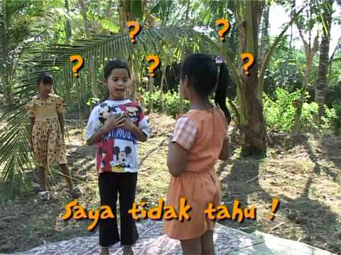 FREE Indonesian Lesson (Bahasa Indonesia) Volume 1 Lesson 1 Huruf-huruf- The Alphabet