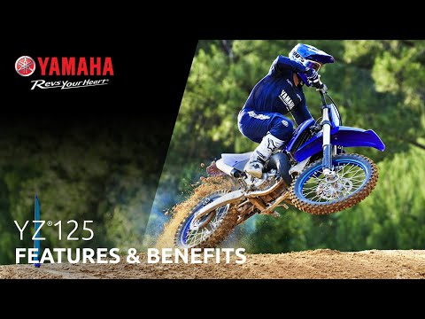 2022 Yamaha YZ125 in Clearwater, Florida - Video 1
