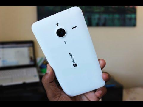 Unboxing Microsoft Lumia 640 XL Dual SIM