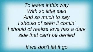 Jo Dee Messina - Let It Go Lyrics
