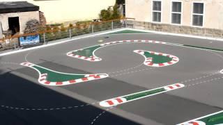preview picture of video 'LRP S10 auf dem MSC Raceway Höckendorf'