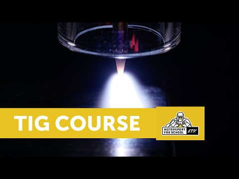 How to learn TIG Welding ⚡️[NEW COURSE] - YouTube
