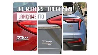 JAC Motors - Linha 2021 - Lançamento