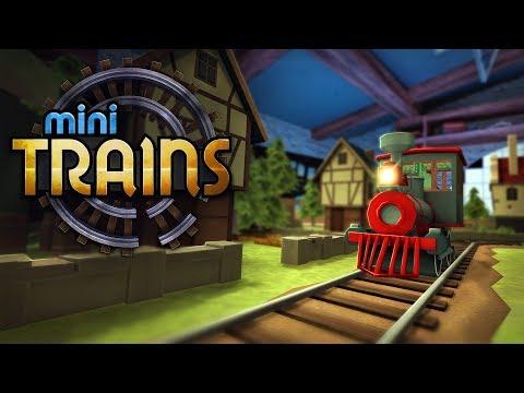 Mini Trains | Gameplay trailer | Nintendo Switch thumbnail