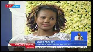 Guest Anchor: Dr. Catherine Masitsa -Proprietor of Samantha Bridal