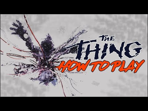 How To Play The Thing: Infection at Outpost 31