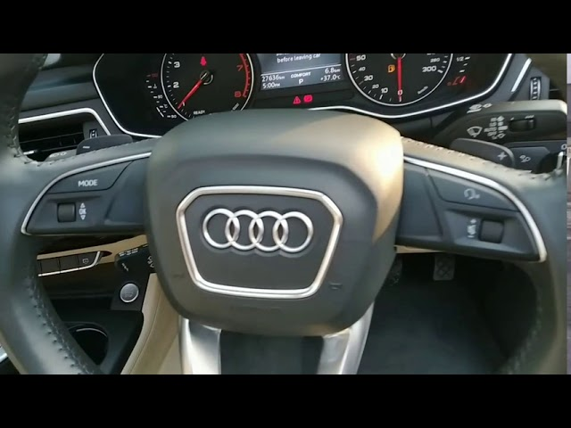 Audi A4 1.4 TFSI  2017 for Sale in Lahore