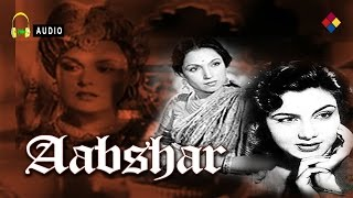 Chale Aao Tumhe AansooAabshar1953SingerLata Mangeshkar