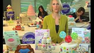 Learn Cake Decorating Using the Wilton Method