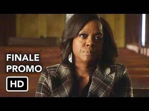 How to Get Away with Murder 5x15 Promo