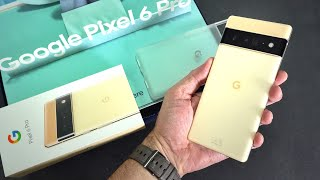 The Google Pixel 6 Pro is Here! Unboxing and First Look!
