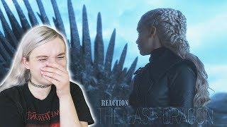 (GoT) Daenerys Targaryen || The Last Dragon REACTION