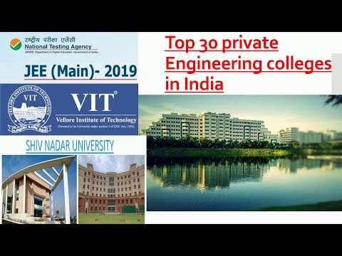 , Top 30 private engineering colleges in india  2019 mp3 yukle - mp3.DINAMIK.az