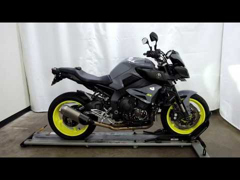 2017 Yamaha FZ-10 in Eden Prairie, Minnesota - Video 1