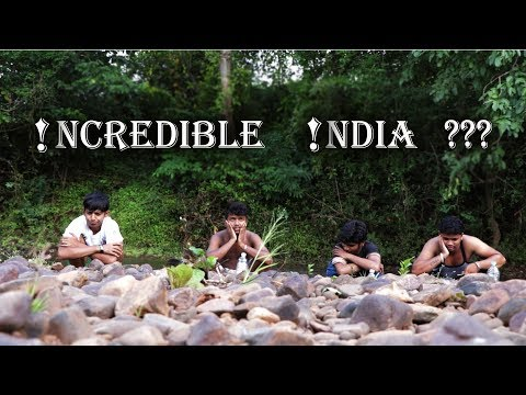 INCREDIBLE INDIA | EPISODE#04 | YEDPAT GAV