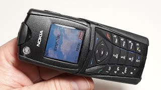Nokia 5140 обзор ретро телефона из прошлого Nokia 5140I