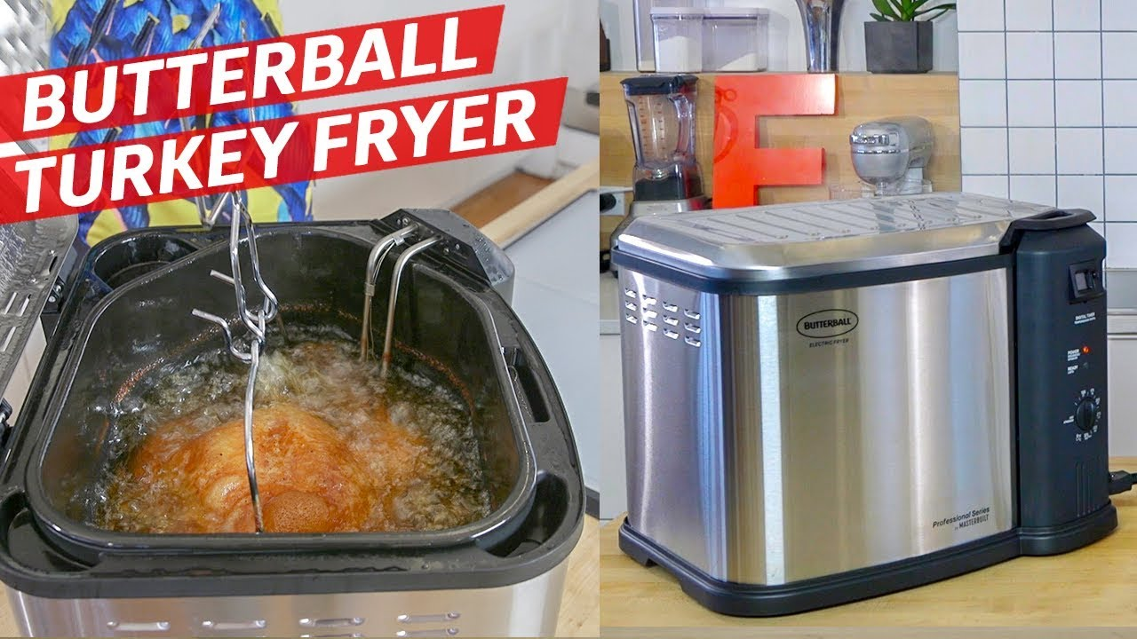 Is the Butterball Turkey Fryer a Must Have for Thanksgiving? — The Kitchen Gadget Test Show thumbnail