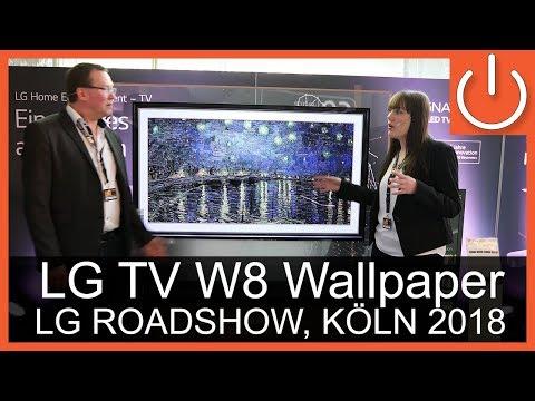 LG OLED65W8 - Thomas Electronic Online Shop – 65W8 – OLED65W8PUA - 4K OLED TV