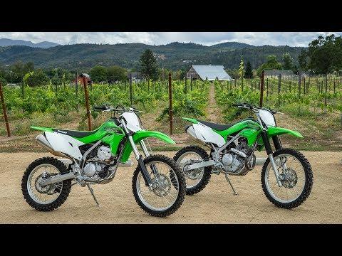 2020 Kawasaki KLX 300R at Wild West Motoplex